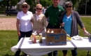 Trent Wotherspoon at the McNab Community BBQ